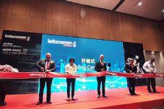 布局西部市场,奥拓电子鼎力赞助首届成都InfoCommChina2018展会