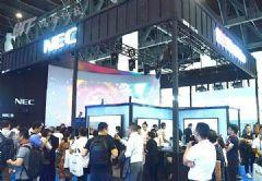 鸿合携手NEC闪耀成都<font color='#FF0000'>Infocomm</font>&nbsp;China展