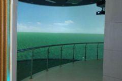 索诺克激光工程投影机进驻山东小麦馆