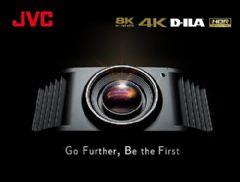 JVC 0.69英寸原生4K,投影再进化