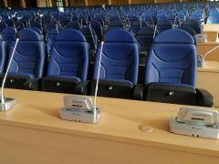季马大学配置了雷蒙电子全数字多功能会议系统