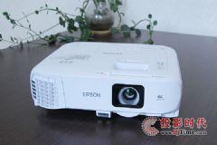 爱普生高亮商教投影机CB-2142W评测