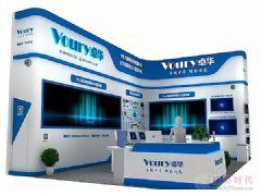 10月23-26Voury卓华将携全系列显控产品亮相北京安博会