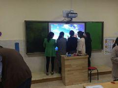 """库帕互动投影一体机:做""""黑板+粉笔""""时代的终结者"""