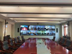 威方信科电视墙服务器走进海军信息中心