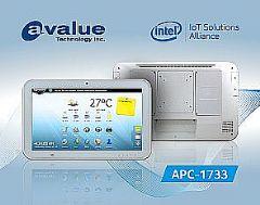 安勤推APC系列全平面多点触控计算机