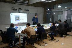 南宁市副市长一行考察库帕激光显示产业