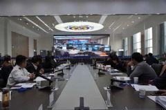 银川市紧急救援中心应用雷蒙电子会议系统