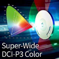 定义4K投影好色彩!<font color='#FF0000'>DCI</font>-P3广色域深入家用市场