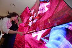 LGD将展出有声88英寸8K OLED屏幕
