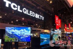 脱颖而出拿下8K电视的C位,TCLX10喜提CES年度大奖