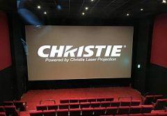 科视<font color='#FF0000'>Christie</font>RealLaser电影机为花莲新天堂乐园威秀影城添姿增彩