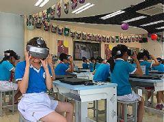 VR超感教室——沉浸式互动教学新模式