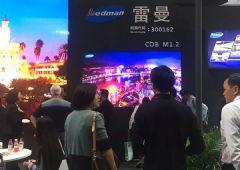 LED<font color='#FF0000'>China</font>|开展首日,雷曼光电的专属精彩