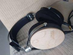 日本枫木外壳:TagoStudioT3-01耳罩耳机