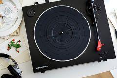 操作易上手:Audio-<font color='#FF0000'>TEC</font>hnicaAT-LP3黑胶唱盘