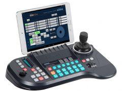 多机位摄像机一把抓--<font color='#FF0000'>Datavideo</font>控制器