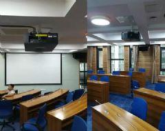 """展厅or教室?——索诺克Sonnoc工程投影机给你同样的精彩""""视""""界"""