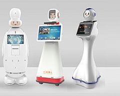 华北工控服务型机器人成为市场首宠