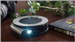 坚果微果i6便携式智能投影评测试用