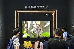 激光电视在中国销售势头良好