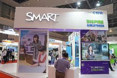 <font color='#FF0000'>Smart</font>科技携STEAM智慧教室方案与最新硬件亮相第76届中国教育装备展示会