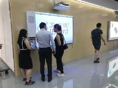 艾博德欧洲同事到访深圳总部参观学习