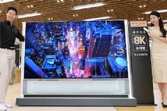 <font color='#FF0000'>LG</font>本周开始销售全球首款8KOLED电视