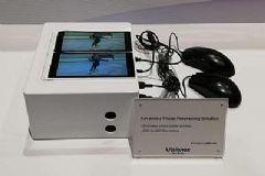 维信诺展示PixelWork视觉处理器及柔性OLED显示器