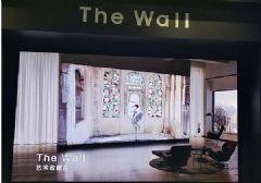 透过The<font color='#FF0000'>Wall</font>看下一代LED,三星显示新品颠覆墙面