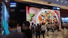 雷曼光电8K<font color='#FF0000'>Micro</font>LED亮相InfoComm北京展