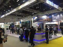 <font color='#FF0000'>ATEN</font>宏正智慧连接InfoComm China 2019大放异彩