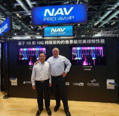 像素级视频体验惊喜登陆,赢康成为<font color='#FF0000'>Extron</font>NAV™系列中国区核心市场总经销商