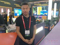 访创凯智能市场总监周晓平:坚持创新