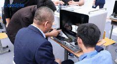 第77届中国教育装备展示会,海尔教育<font color='#FF0000'>Leadpie</font>发布智能学习实验室