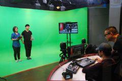 <font color='#FF0000'>Datavideo</font>:打造专业的虚拟摄影棚不是梦