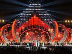 雷凌显示LED屏助力第31届世模小姐大赛