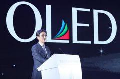 LGDisplay黄龙起社长:中国是OLED事业成功的核心地区