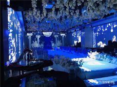 <font color='#FF0000'>ROLY</font>乐丽激光投影机打造沉浸式全息梦幻婚礼