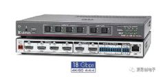 爱思创推出全新的4K/60HDMI矩阵切换器