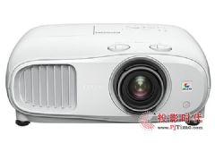 购爱普生CH-TW7000家用投影机轻松尽享4K家庭影院