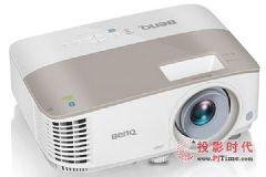专业色彩调校明基i707旗舰版家用投影机
