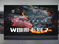 创维自发光壁纸雷竞技平台风控W81全解析?