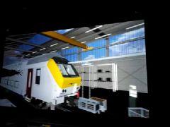 赢康虚拟现实助力铁路客车设计