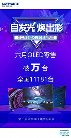 创维线上线下助力OLED雷竞技平台风控普及
