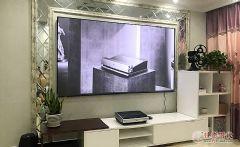 大尺寸崛起:激光电视如何PK液晶电视