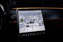 奔驰将在2021S级车中采用12.8英寸O<font color='#FF0000'>led</font>显示屏