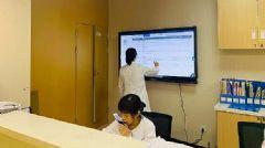 海康威视助广元中心医院智慧病房改造