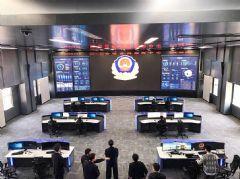 【科技兴警智慧公安】CREATOR快捷科技助力山东省某市公安指挥中心再升级