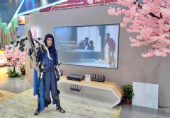 光峰科技首秀ChinaJoy升级云游戏体验